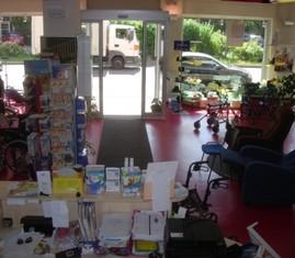 O.R.C. Ortopedia chi siamo negozio2