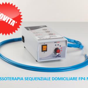 Pressoterapia domiciliare FP4 mini Fisiopress